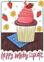 Cupcake and Strawberrie... by pramila gupta