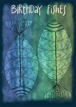 Birthday_Fishes by pramila gupta