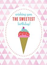 Sweetest Birthday by Paper Etiquette