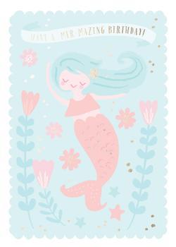 Amazing Mermaid