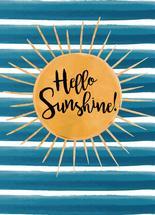 Hello Sunshine! by Audra Candelaria