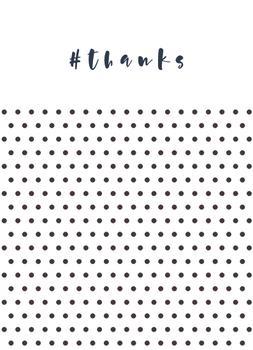 Hashtag Thanks