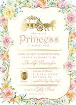 Princess Baby Shower by Noma Maluzo