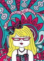 Funky Teen Bday by Tati Vitsic