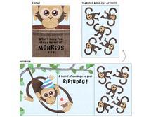 Barrel of Monkeys by Debbie Quist