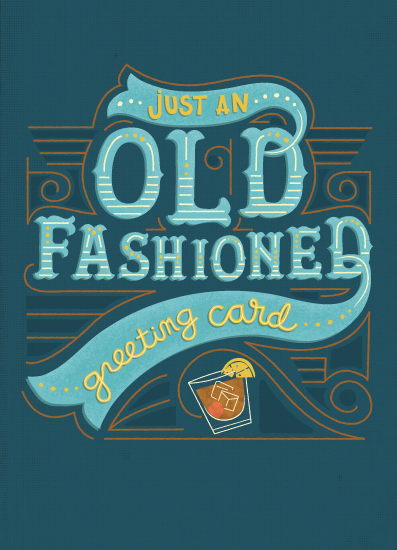 greeting card - For the Coolest Grandpa by Marie Hermansson