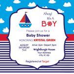 Sailing Baby Shower inv... by Jennifer Warren