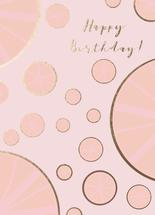 blushing birthday by Kate Cawood