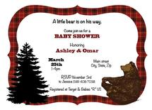 Bear Baby shower invita... by Jennifer Warren