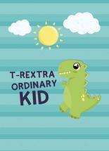 T-Rextra Ordinary by Jorzheema Hamid