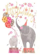 Happy Birthday by Birgitte Els-Schleuder