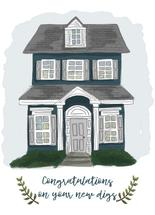 Congrats on your new di... by Chelsea And Marbles Paper