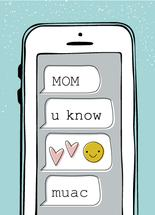 Mom you know by Loren