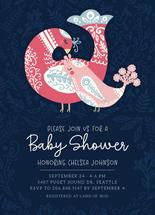 Mama and Baby Bird by Noonday Design