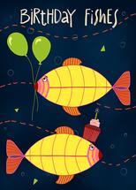 Fishes Birthday Party by pramila gupta