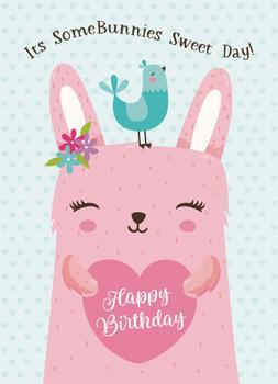 Its SomeBunnies Birthday