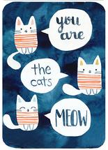The Cat's Meow by Afton Harding