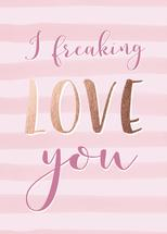 Freaking Love by Faith Roper Constant