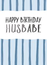 Husbabe by Faith Roper Constant