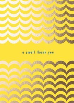 Small Thanks