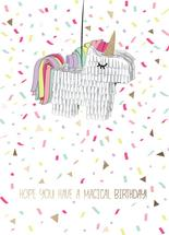 Unicorn Pinata Magical... by Chelsea And Marbles Paper