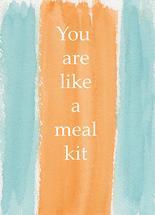 Meal Kit by Von Sides