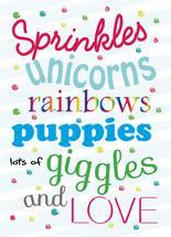 Sprinkles by Jolene Heckman