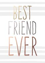 Best Friend Ever by Jolene Heckman