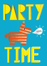 Party Time Piñata by Oh So Smitten