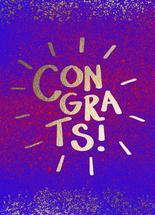 Congrats! Way to Go! by Oh So Smitten