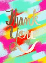 Happy Thank You by Oh So Smitten