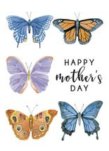 Mother's Day Butterfly... by Elizabeth Marie