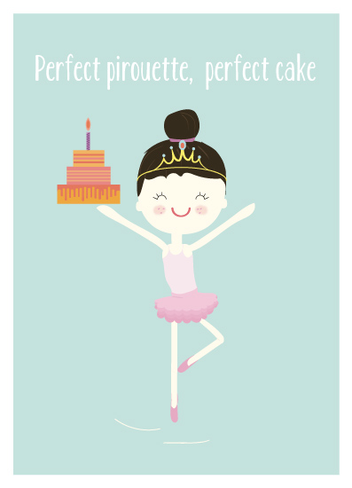 greeting card - Perfect day by AMagnes