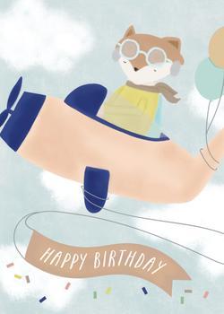 Skyfull of wishes