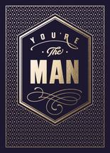 You're The Man by Janice Rudan