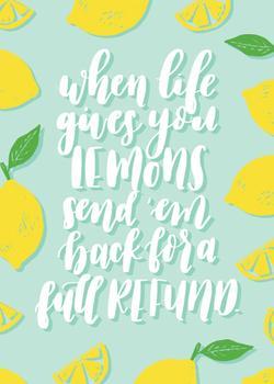Lemon Refund
