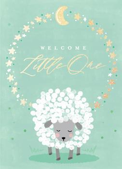 Baby Sheep & Stars
