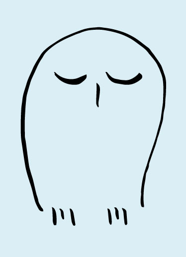 greeting card - Owl Love You Always by Jason
