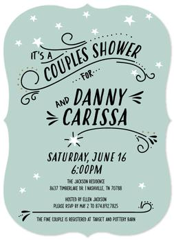 star studded couples shower
