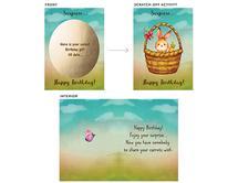 A Bunny Surprise by Jenny Rajan Valiaveetil