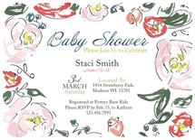 Floral Baby Shower by Beki Marquardt