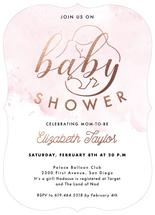 Mom and Baby Shower by Karen Braga