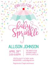 Cupcake Baby Sprinkle by Pauline Lee