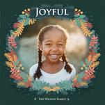 Joyful Holidays by Lucia Baertl