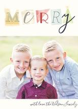 Merry Color Blocks by Michelle Shanaman