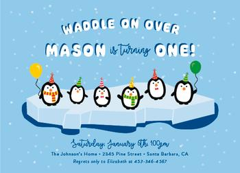 Waddle on Over