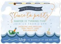 O-fish-ally Time To Par... by Michelle Shanaman