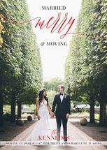 Married, Merry & Moving by Catherine Hildner
