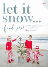 Let It Snow, Elsewhere by Catherine Hildner