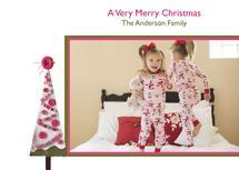 Pink Christmas by Jennifer Warren